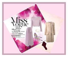 A fashion look from July 2015 featuring crew neck shirts, dries van noten coat and purple maxi skirt. Browse and shop related looks. Purple Maxi Skirts, Vogue, Crew Neck Shirt, Polyvore, Baby Born, En Vogue