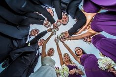 Wedding photography, Bridal party photos bridal party cheers!