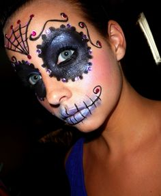 Beautiful halloween idea.