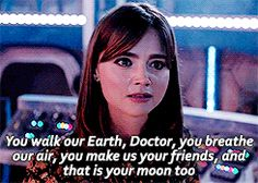 A very thoughtful article about the most recent episode.  Doctor Who Season 8, Episode 7: Kill The Moon