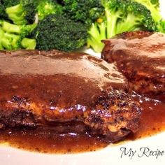 Balsamic Roasted Pork Chops! Only 4 ingredients including the pork chops! Easy and so flavorful!