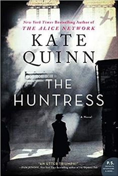 'If you enjoyed The Tattooist of Auschwitz, read The Huntress by Kate Quinn' The Washington Post *A Reese Witherspoon 'Hello Sunshine' Book Club Pick* On the icy edge of Soviet Russia, bold and reckless Nina Markova joins the infamous Night Witche. New Books, Good Books, Books To Read, New York Times, Markova, Reading Lists, Reading Goals, Reading Room, Bestselling Author