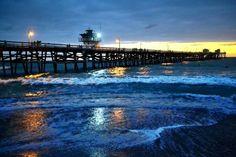San Diego ocean
