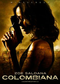 A young woman, after witnessing her parents' murder as a child in Bogota, grows up to be a stone-cold assassin. - Zoe Saldana was amazing! Love Movie, Movie Tv, Colombian People, Film 2014, Actor Studio, Film Watch, Chick Flicks, Zoe Saldana, About Time Movie