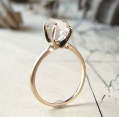 Beautiful ring...pinned by ♥ wootandhammy.com, thoughtful jewelry.