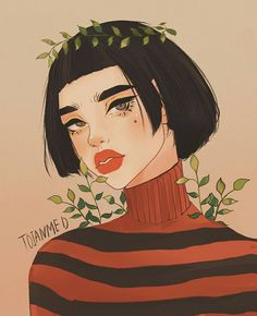 19 New Ideas Drawing Reference Photos Artworks Aesthetic Drawing, Aesthetic Art, Art And Illustration, Pretty Art, Cute Art, Art Sketches, Art Drawings, Amazing Drawings, Pop Art