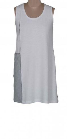 Knit Pocket Dress