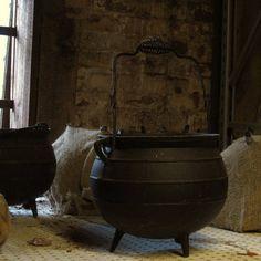 Vintage Cast Iron Cauldron by Gothabilly13 on Etsy, $69.00