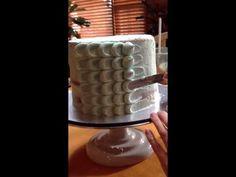 Cake Tutorial: Petal Technique - YouTube