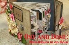 Image result for mini album scrapbook