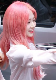 Black Pink Songs, Kpop Hair, Japanese Girl Group, Kim Min, Ulzzang Fashion, Girl Bands, Her Smile, Beauty Queens, My Beauty
