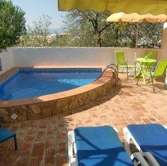 Afbeeldingsresultaat voor casa com piscina pequena