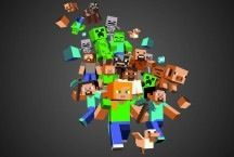 A minecraft picture