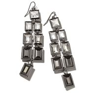 Smoke and Mirrors Earrings available at www.mymarkstore.com/laurencurtis  Use code:welcome for free shipping!!