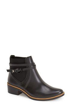 BERNARDO FOOTWEAR 'Peony' Short Waterproof Rain Boot (Women) available at #Nordstrom