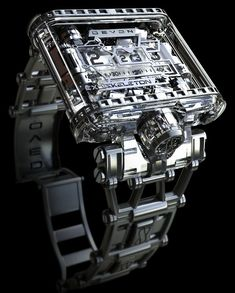 Watch of the future. Unfortunately, not a watch in my future, :(