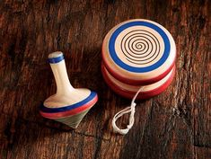 Learn how to turn these classic toys easily from scrap on a lathe. They're fun to make and even more fun to play with or give as gifts.