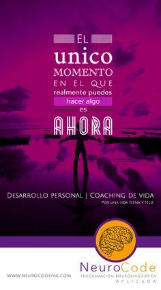 Coaching con PNL y Terapia con PNL (Programación Neurolingüistica) en Monterrey www.neurocodepnl.com