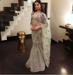 Payal Singhal # fusion saree # pernia Qureshi # Indian fashion