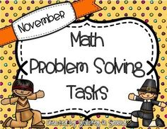This includes 21 problem solving tasks. These can be used for anything you wish: morning work, seat work, warm up work, math centers, homework, etc. Second grade skills included: 2.NBT.5, 2.NBT.6, 2.NBT.8Some Multiple-step problems (two steps)Subtracting TensFinding Parts of 100Adding Two and One-Digit NumbersAdding Two Digit NumbersAdding more than Two Two-Digit NumbersSkills included can be used to assist students through 2nd Grade Common Core Envisions Topic 7 and Topic 8The purpose of th...