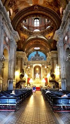 Igreja Matriz Nossa Senhora da Candelária em Rio de Janeiro, RJ