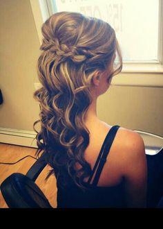 pretty hairstyles for long hair Tutorial Medium Hair Styles For Women, Haircut Styles For Women, Short Haircut Styles, Best Short Haircuts, Long Hair Styles, Formal Hairstyles, Short Hairstyles For Women, Bride Hairstyles, Pretty Hairstyles