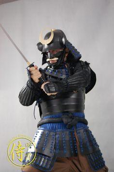 Onyx Okegawa Samurai Armor
