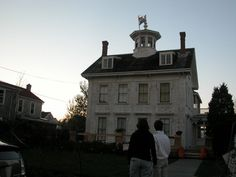 Great buildings in Provincetown, MA.   Go to www.YourTravelVideos.com or just click on photo for home videos and much more on sites like this.