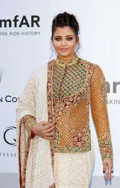 Aishwarya Rai Cannes 2012