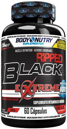 Ripped Black Extreme   Possui ingredientes ativos que atuam em sinergia para favorecer o #metabolismo das gorduras e propiciar excelente definição muscular. Ripped Black Extreme mantém seu metabolismo em alta durante todo o dia, aumentando sua #disposição, #força, #intensidade de #treinamento e transformando em energia a gordura corporal durante os #exercíciosfísicos.   http://bodynutry.ind.br/site2/produtos/emagrecedores/ripped-black  #bodynutry #rippedblack #nutriçãoesportiva #suplemento