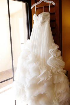 wedding gown:)