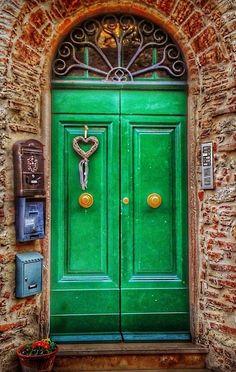 Door in Suvereto - Livorno - Italy