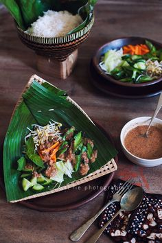 Marvelous https flic kr p Donma pecel vegetables salad Pecel is vegetables salad with peanut sauce dressing It is knows as traditional Javanesse salad which