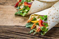 5 raske og sunne middager med speltlompe