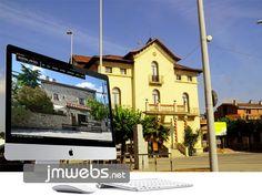Ofrecemos nuestros servicios de diseño de páginas web en La Roca del Vallés. Diseño web personalizado y a medida (Barcelona). Más información en www.jmwebs.com - Teléfono: 935160047