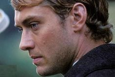 Jude Law in Cold Mountain - beautiful