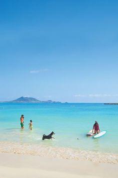 Kailua Beach Park: The Anti-Waikiki - Honolulu Magazine - June 2013 - Hawaii