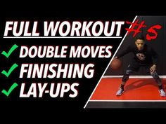 Add Double Moves To Your Game   Full Basketball Workout #5   Pro Training Basketball - YouTube