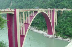 Coronation Bridge, India