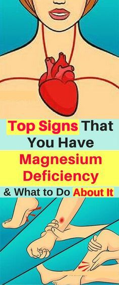 Top Signs That You Have Magnesium Deficiency and What to Do About It! Magnesium is all over the place. It's one of the top ten most abundant minerals on the entire planet. It's also one of the top five most … Read Health And Beauty, Health And Wellness, Health Care, Health Fitness, Fitness Tips, Women's Health, Health Facts, Wellness Tips, Mental Health