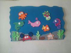 Mis animalitos del mar