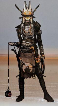 Solo: A Star Wars Story | Cast Concept Art