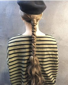 Easy Everyday Hairstyles, Fancy Hairstyles, Ponytail Hairstyles, Hair Inspo, Hair Inspiration, Hair Arrange, Very Long Hair, Great Hair, About Hair