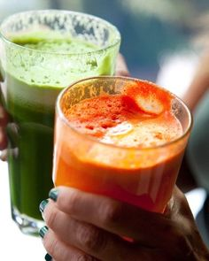 Healthy Juices (photo by Edward Pond)