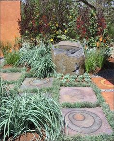 no mow landscape design Google Search magical garden Pinterest