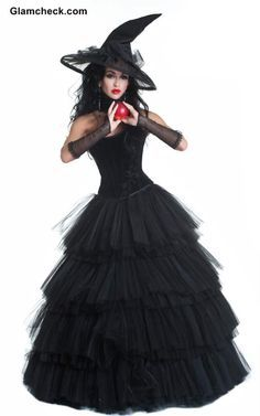 Halloween Costume Ideas – Getting Witchy