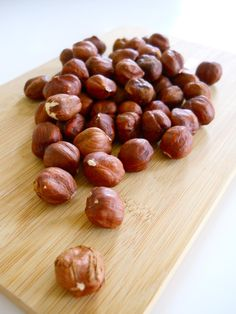 How to Easily Peel Hazelnuts More
