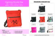 Thirty-One organizing shoulder bag  www.buymybags.com