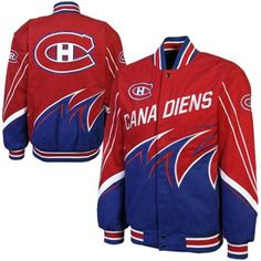 Montreal Canadiens Home & Office Goods, Canadiens Home Goods, Flags Bedding, Kitchenware, Lawn Gear Montreal Canadiens, Usa Baby, National Hockey League, Team Player, Jacket Buttons, Sports Teams, Winter Dresses, Nhl, Motorcycle Jacket