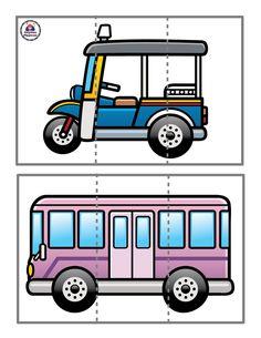 "Пазлы для малышей ""Транспорт"" Transportation Preschool Activities, Busy Book, Lego, Business, Books, Brain Teasers, Filing Cabinets, Puzzles, Manualidades"